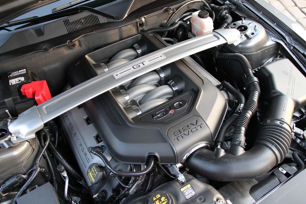 2011 2014 Mustang Gt 5 0 Strut Tower Brace Does Not Fit Boss